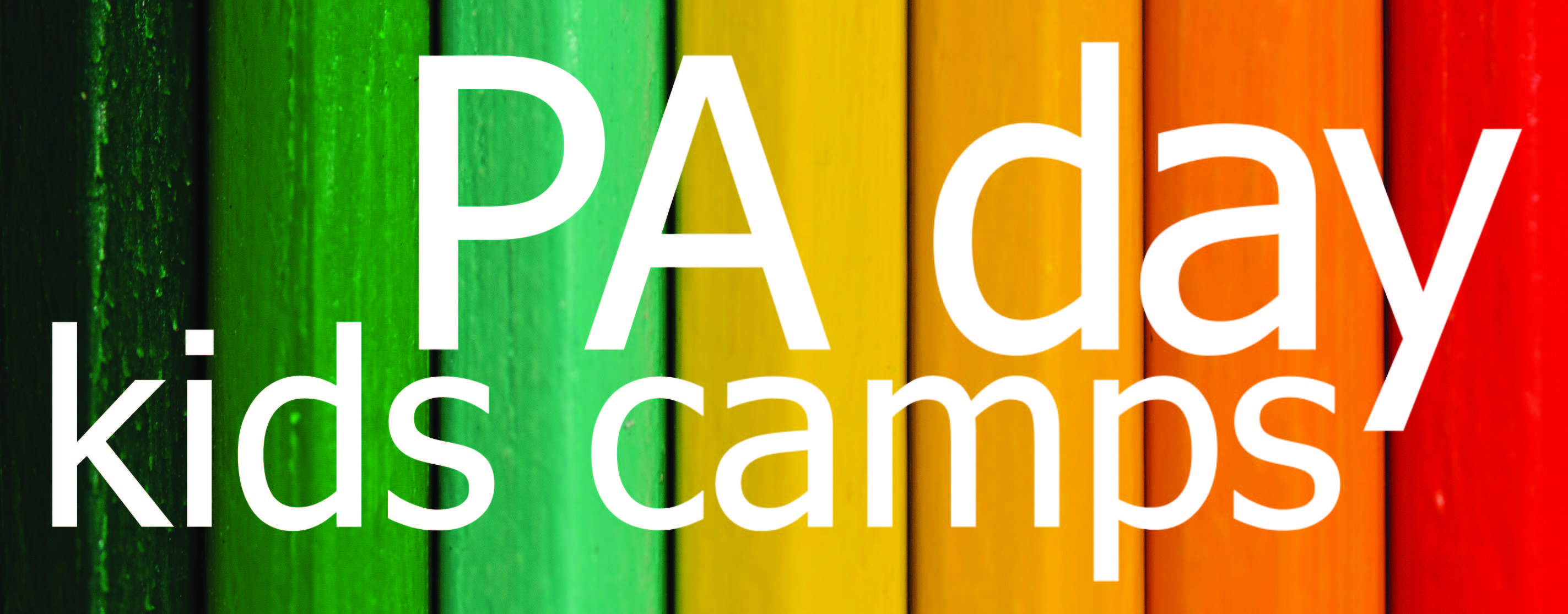 COMING SOON PA Day Camp Registration