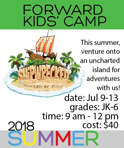 Forwrad Kids' Camp
