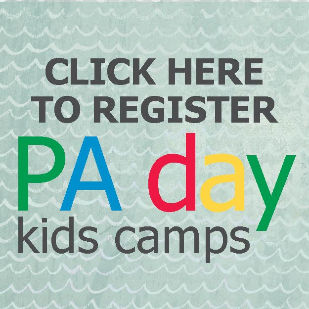PA Day Camp Button